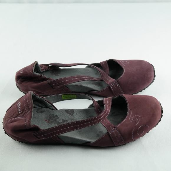 e9c56657a16 Ahnu Shoes - Ahnu Karma Flats Sz 10